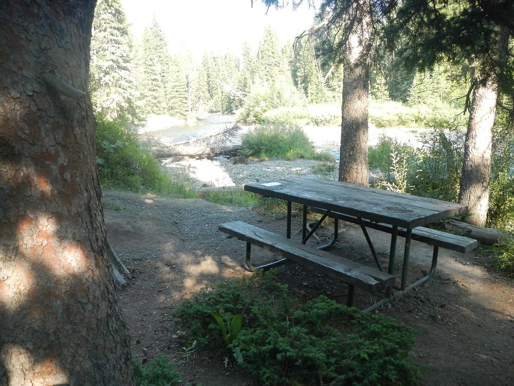 Warm Creek Picnic Area