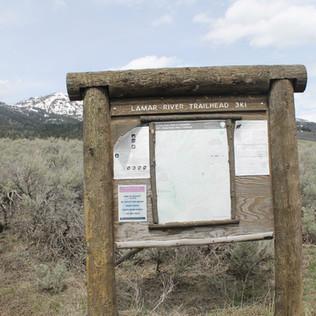Lamar River Trailhead Info.JPG