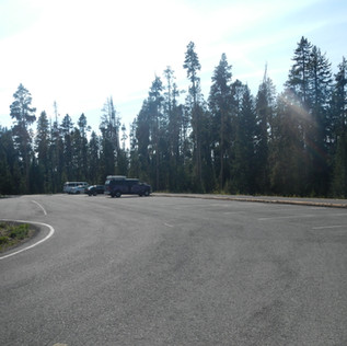 Cascade Lake Trailhead Parking.JPG