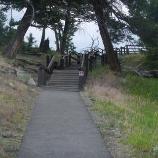 Calcicte Springs Stairs.JPG
