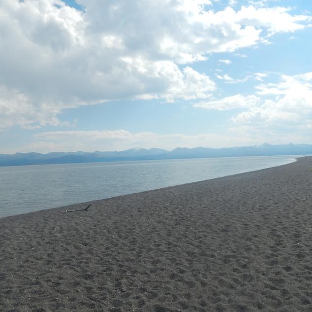 Beach at Sand Point Picnic Area.JPG