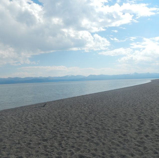 Beach at Sand Point Picnic Area.JPG