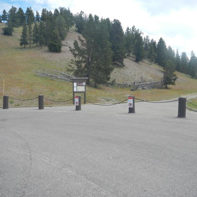 Mary Mountain Trailhead Parking.JPG