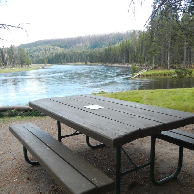Nez Perce Ford Picnic Area Yellowstone.J