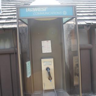 Mammoth Campground Phone Booth.JPG