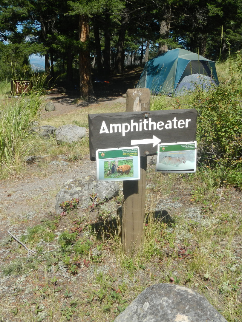 Tower Fall Campground Amphitheater.JPG