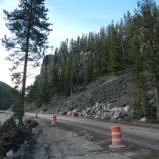 Obsidian Cliff road view.JPG