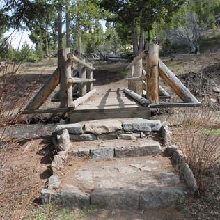 Wraith Falls Trailhead Bridge.JPG