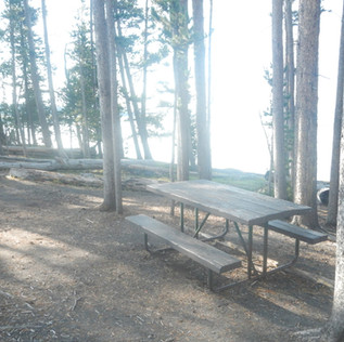 Yellowstone Hard Road To Travel Picnic A
