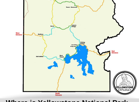 Where is Yellowstone National Park Located?