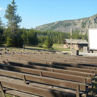 Madison Picnic Area and amphitheater.JPG
