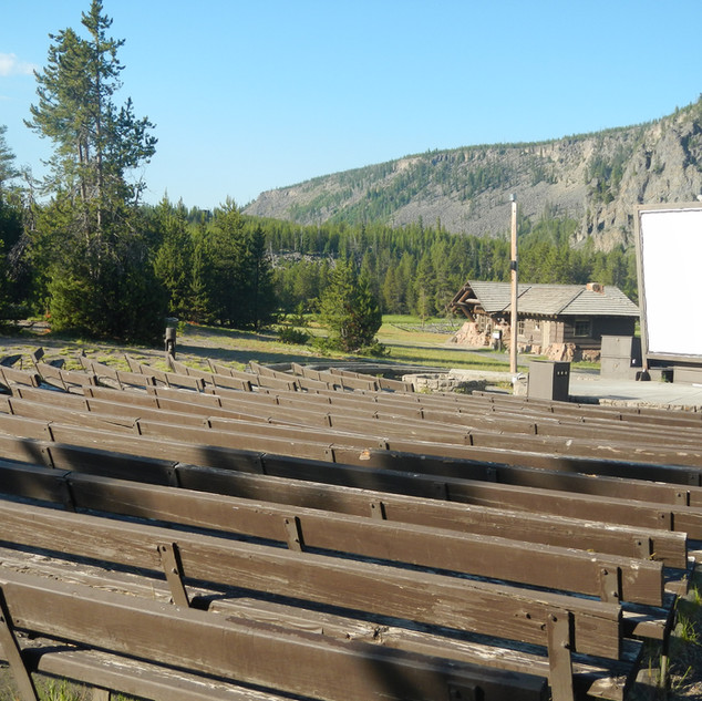 Madison Picnic Area and amphitheater.JPG