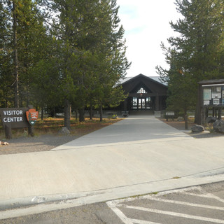 Grant Village Visitor Center.JPG