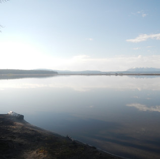 Hard Road To Travel Picnic Area Lake Vie