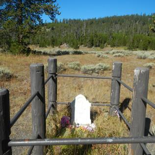 Marshal-Firehole Grave Site.JPG