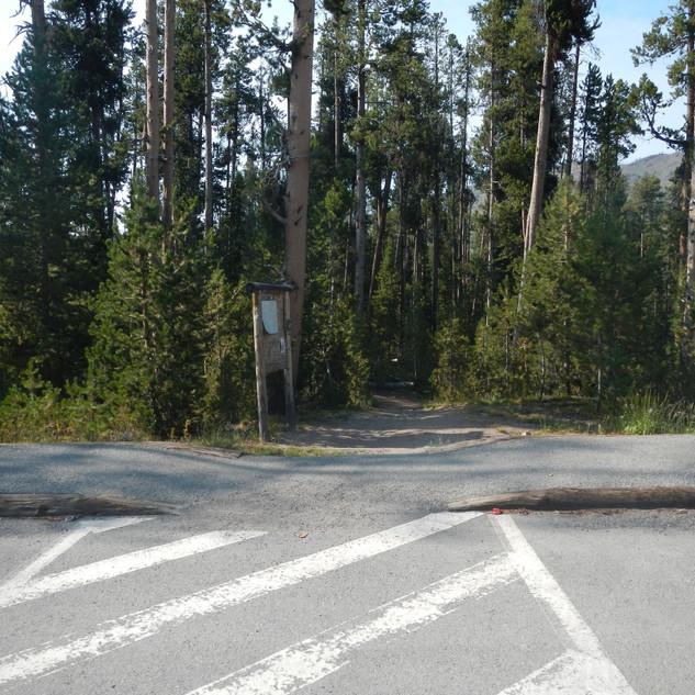 Cascade Lake Trailhead Trailhead.JPG