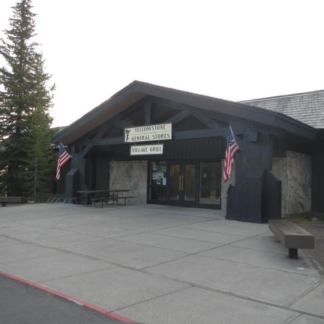 Yellowstone Grant Village General Store