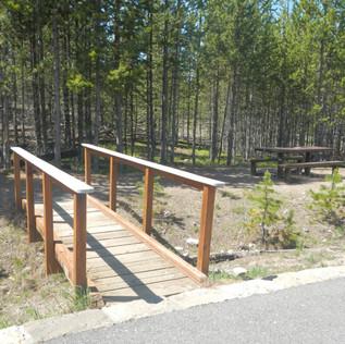Caldera Rim Picnic Area Yellowstone Nati