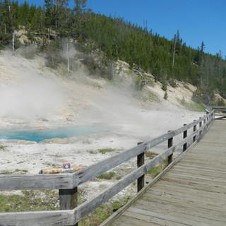 Beryl Spring Yellowstone National Park.J