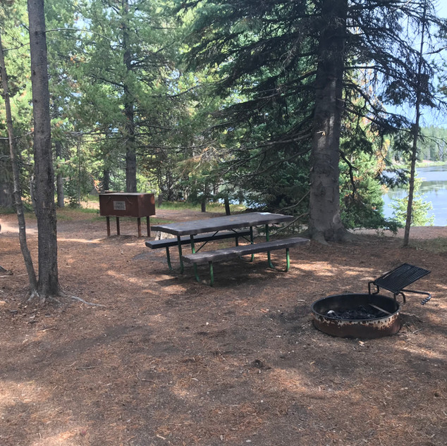Grant Village Camp Site.JPG