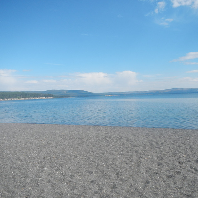 YNP Sand Point Picnic Area Beach.JPG