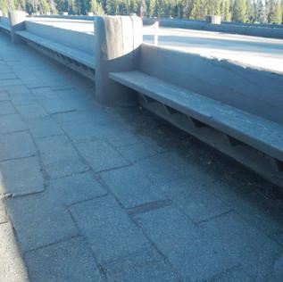 Fishing Bridge Bench.JPG