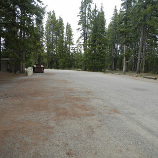 Norris Picnic Area Parking.JPG