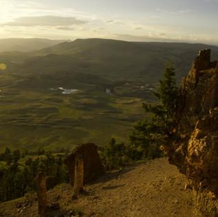 Petrified Forest Trailhead View.jpg