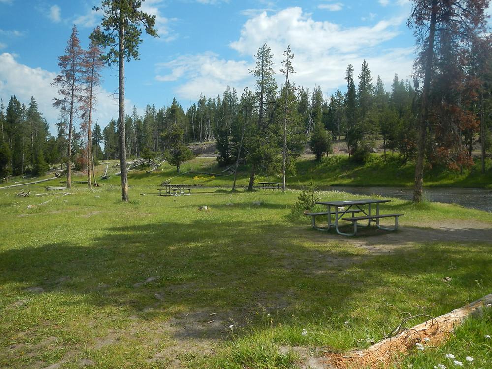 Nez Perce Picnic Area
