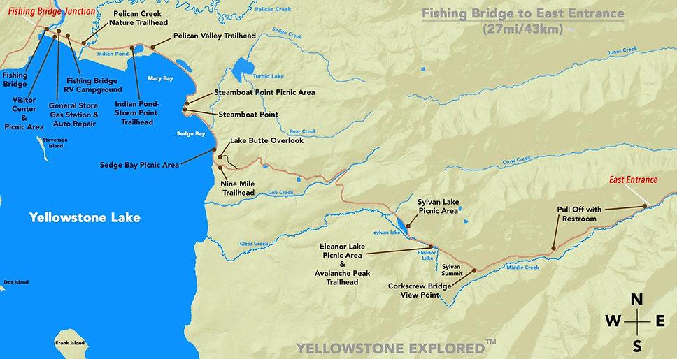 Fishing Bridge to East Enterance.jpg
