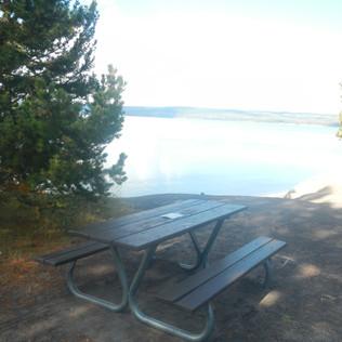 Anglers Bluff Picnic Area Lake View.JPG