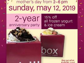 Chillbox: Waltham's Hotspot for Greek Frozen Yogurt!
