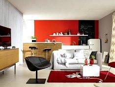 איך לעצב מחדש את הסלון?
