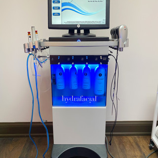 4. HydraFacial Machine