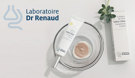 Julia Skin Beauty in Etobicoke, ON uses Laboratoire Dr. Renaud Skincare products