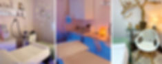 Interior photos of Julia Skin Beauty, a medical spa in Etobicoke, ON