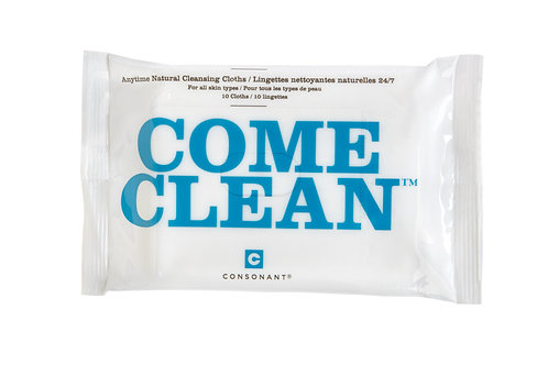 Come Clean Natural Cleansing Cloths