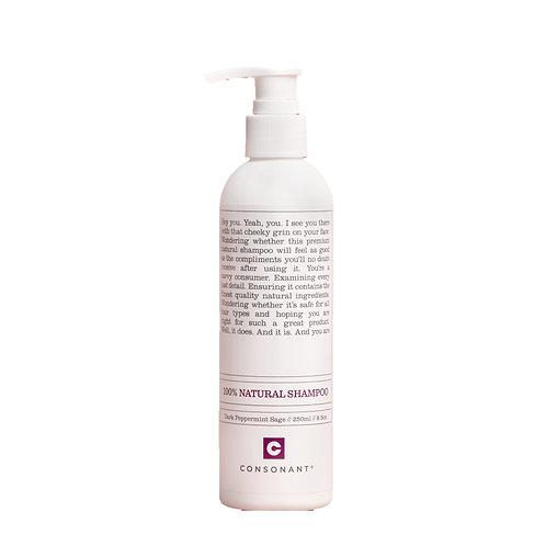 Strengthening Shampoo - Energizing Scent