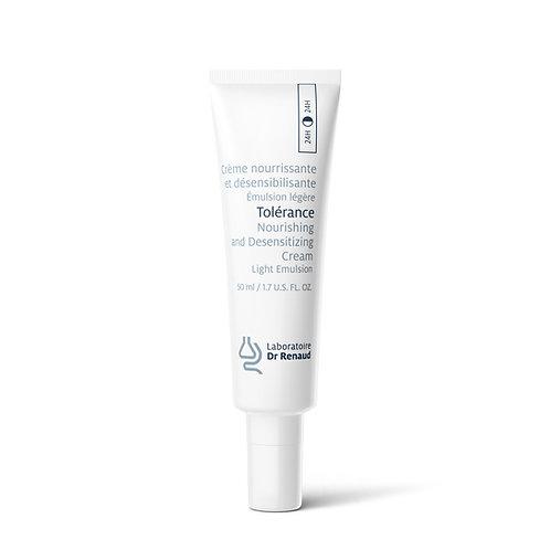 Tolérance Light Emulsion - Nourishing and Desensitizing Cream