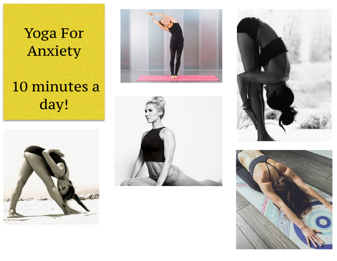 Yoga For Anxiety