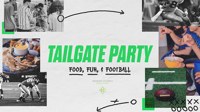 Tailgate Party & Jersey Sunday