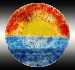Sunset platter