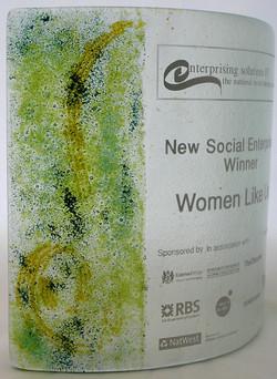 New Social Enterprise Award