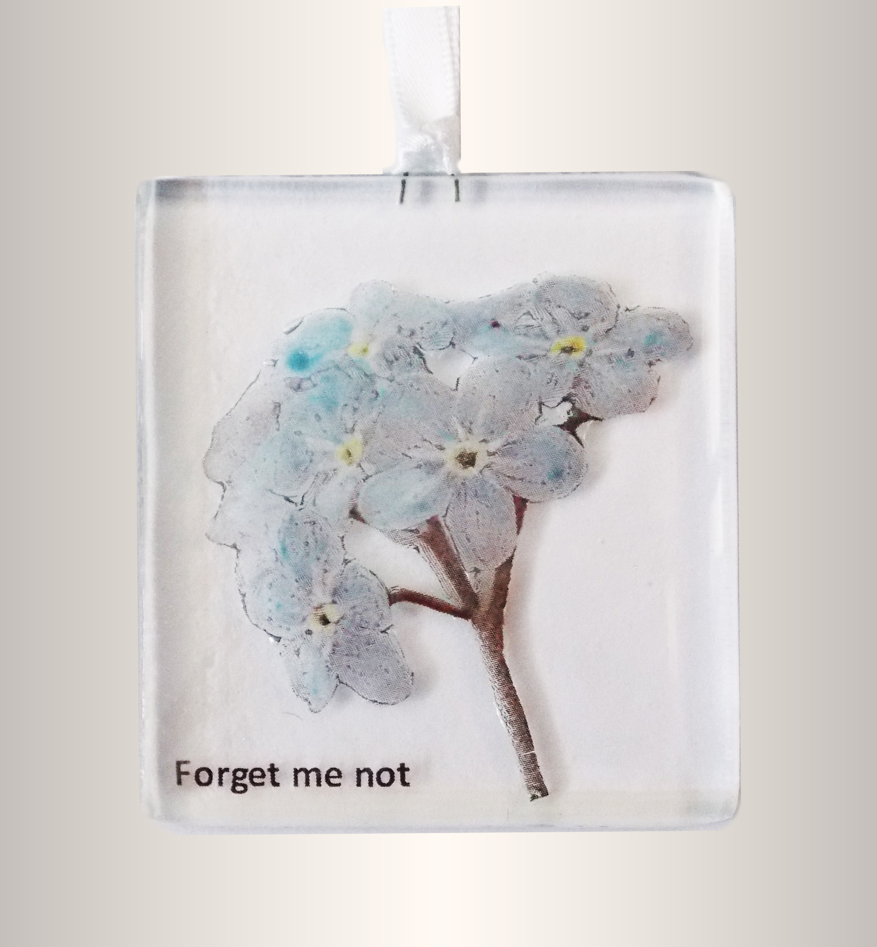 Forget-me-not - decoration