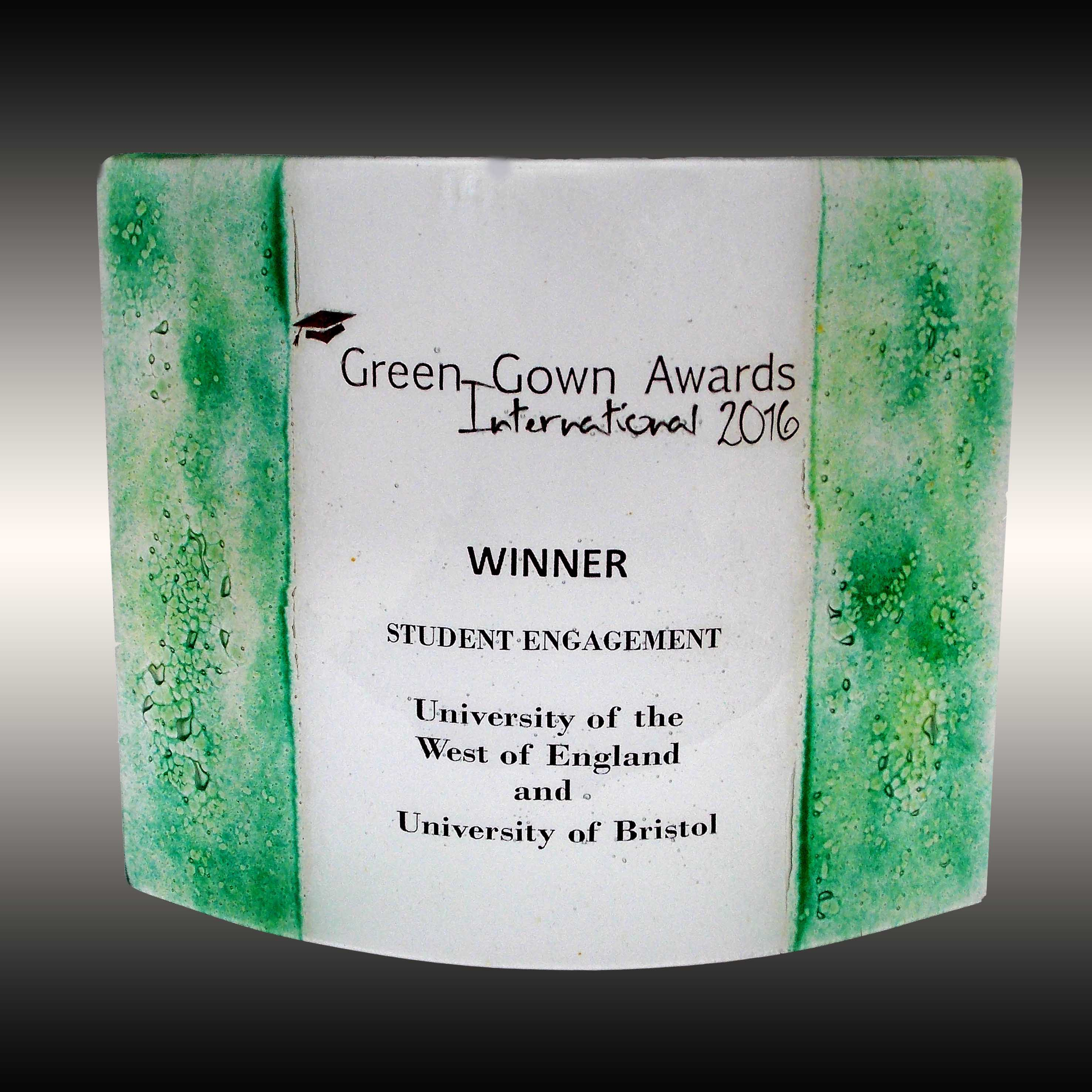 International Green Gown Award 2016