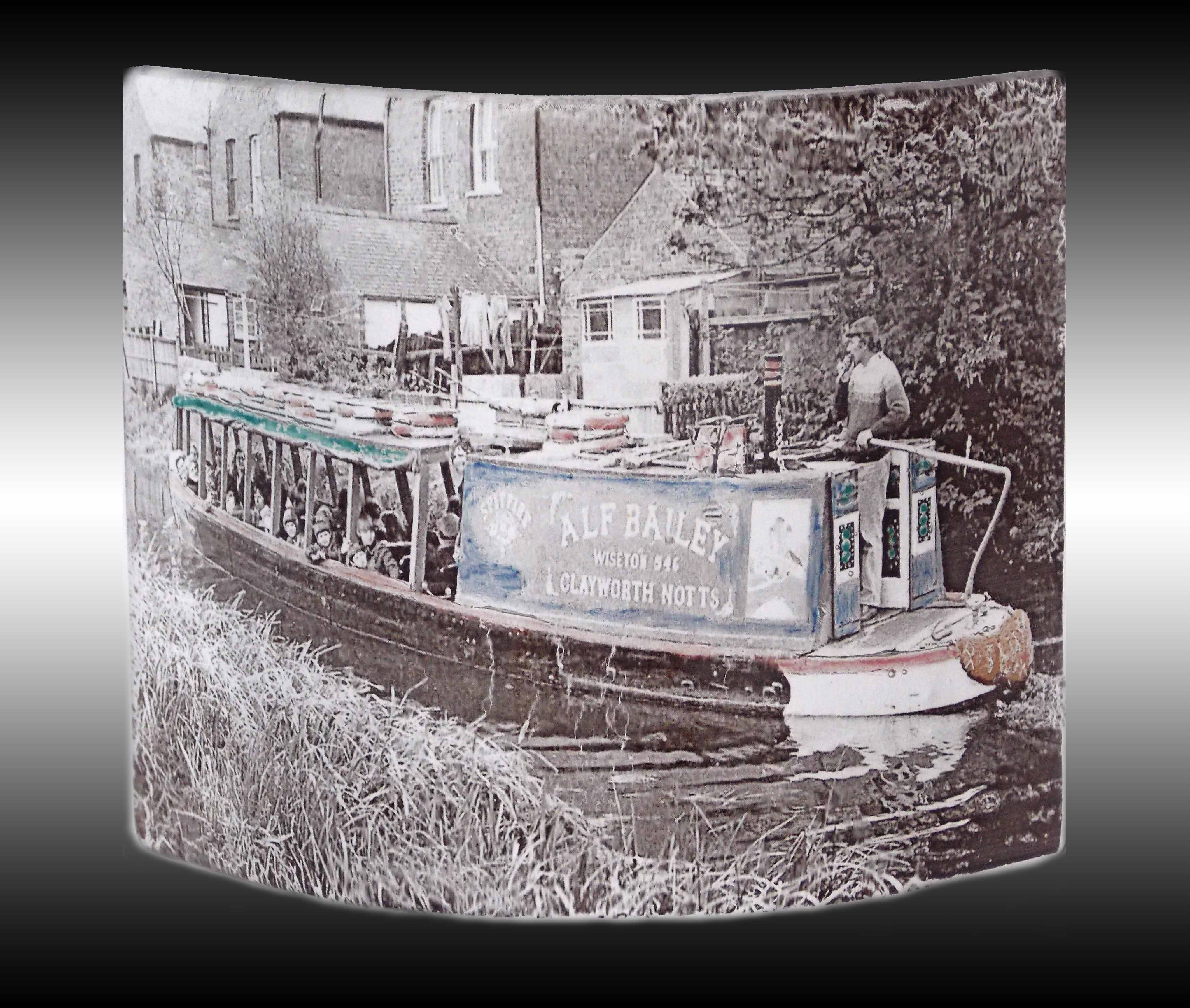 The Barge Man