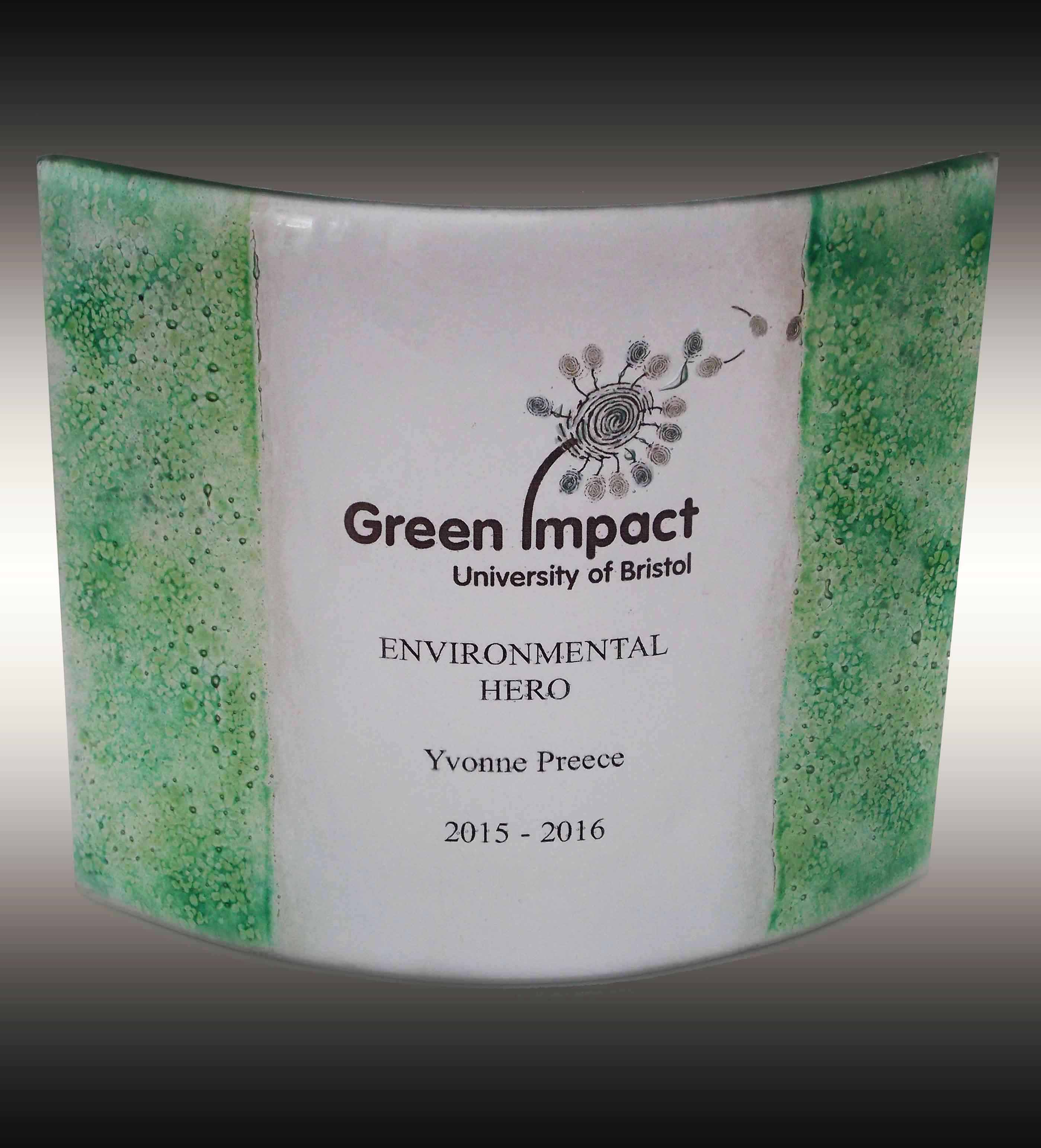 Green Impact Award
