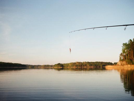 Incrível pescaria do Amilton
