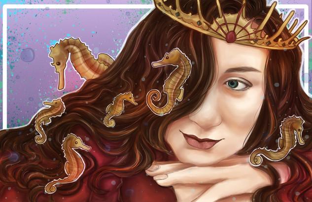 Seahorse Hair