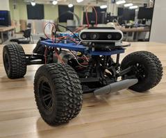 F1TENTH Autonomous Car